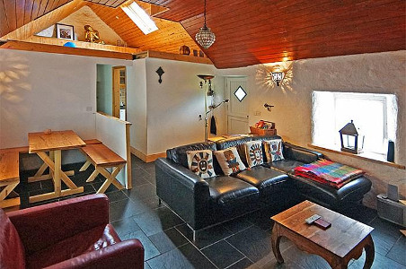 holiday cottage on dingle peninsula