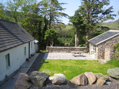 holiday cottage near dingle